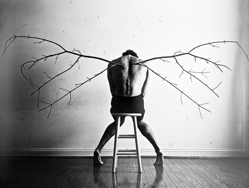 Fallen Angel © Christian Hopkins